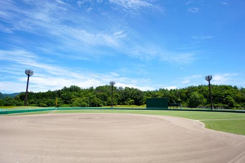 野球場全景